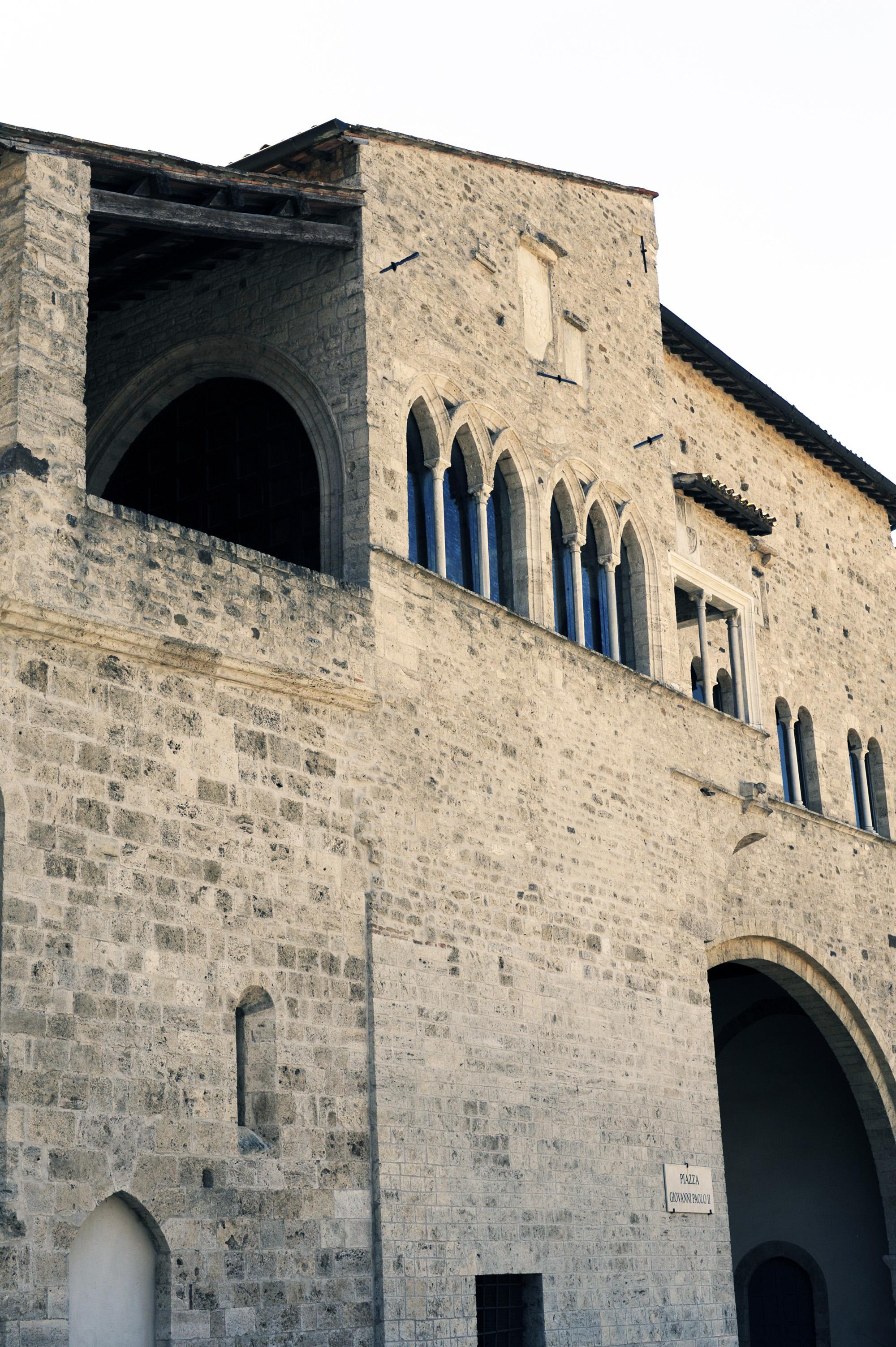 Il fascino del centro storico